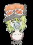 [R-F] Panda Hero GUMI