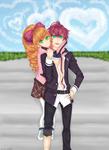 [R] Crossover Couple | AyatoxRuri