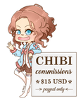 Chibi Commissions [Paypal only]