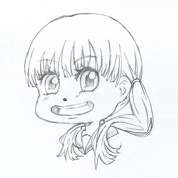 Hinata-Sketch by Bleiy