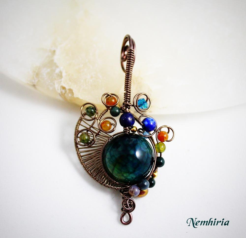 Peacock by Nemhiria