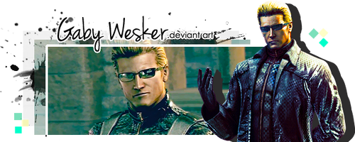 Wesker ID[For Gaby]
