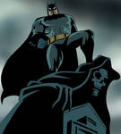 Batfleck Animated by Millicay