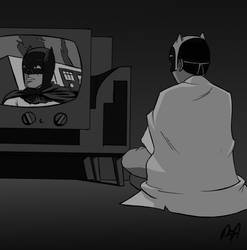 Same Bat-time, same Bat-channel