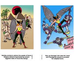 Hawkgirl 2