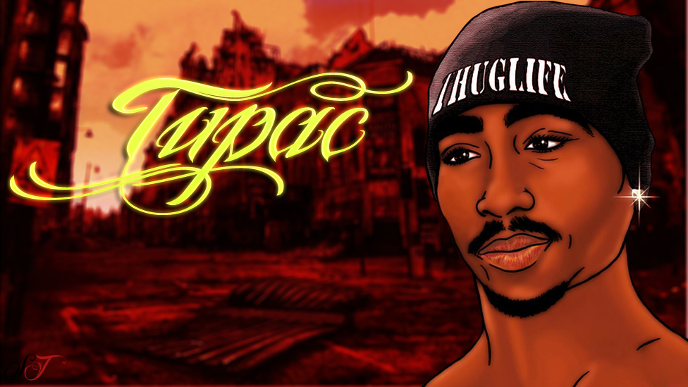 Tupac wallpaper by DorukSilleli on DeviantArt