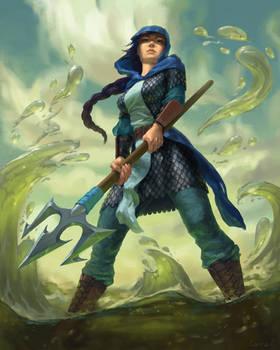 Water Enchantress