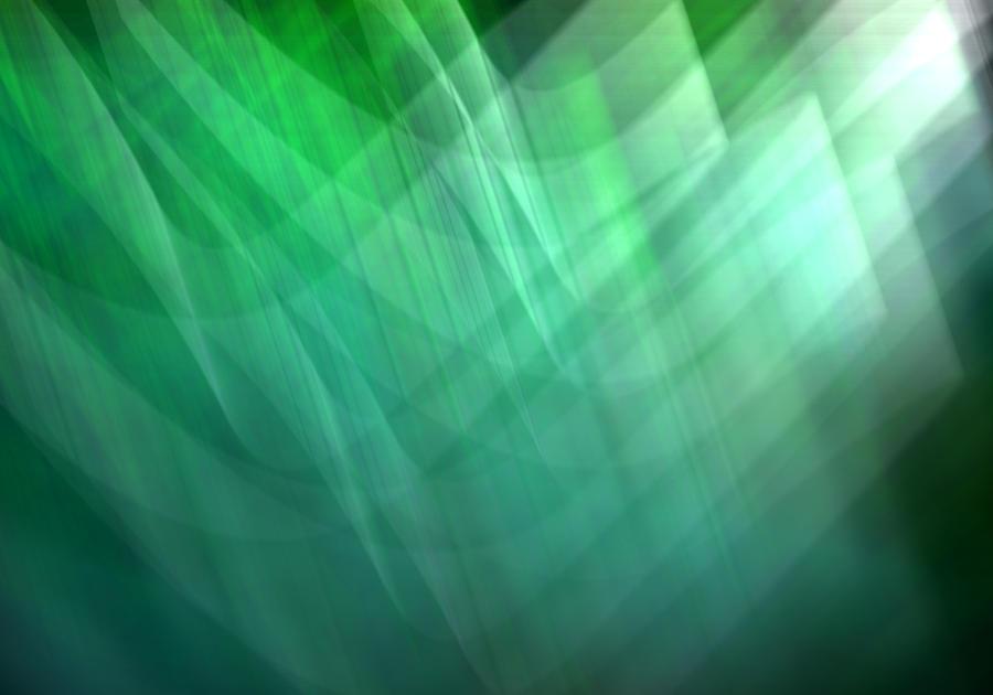 Green Light Effects Background Wallpaper Green Light Effect