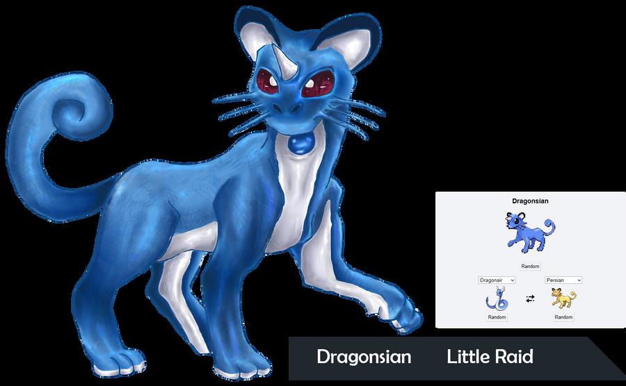 Dragonsian Pokemon Mixer by Little-Raid