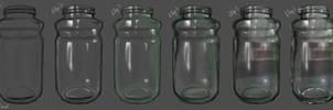 Glass Jar Tutorial