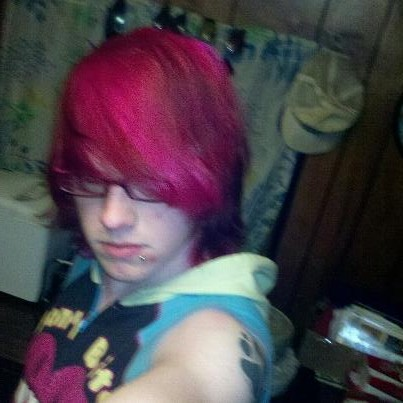 New hair color 8D