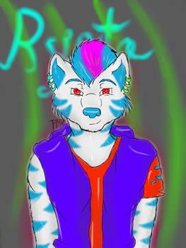 Ryota Daichi Fully Colored