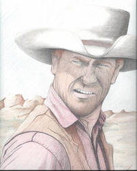 Marshal Matt Dillon by westernman