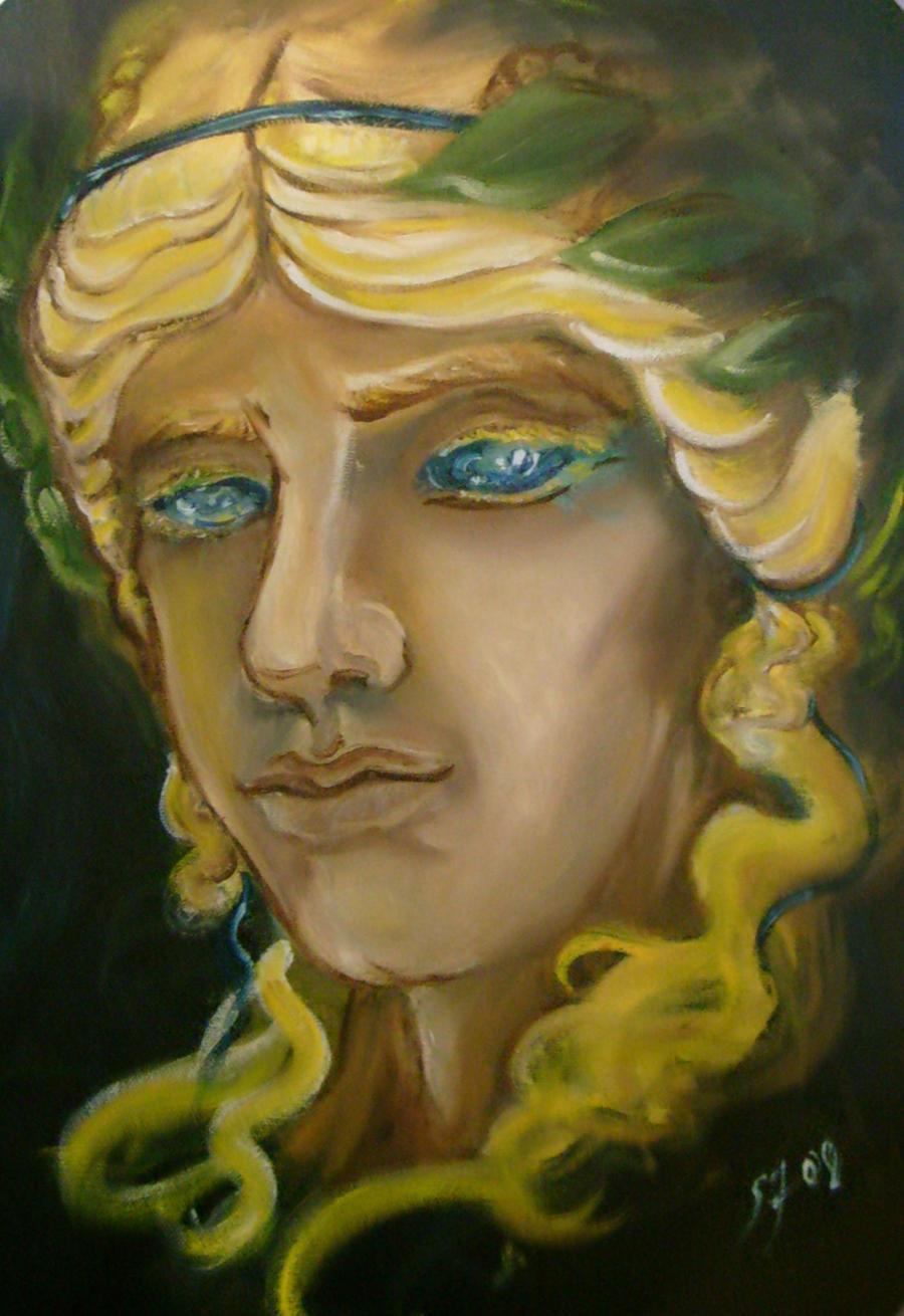 Apollon Loxias by templeofapollon