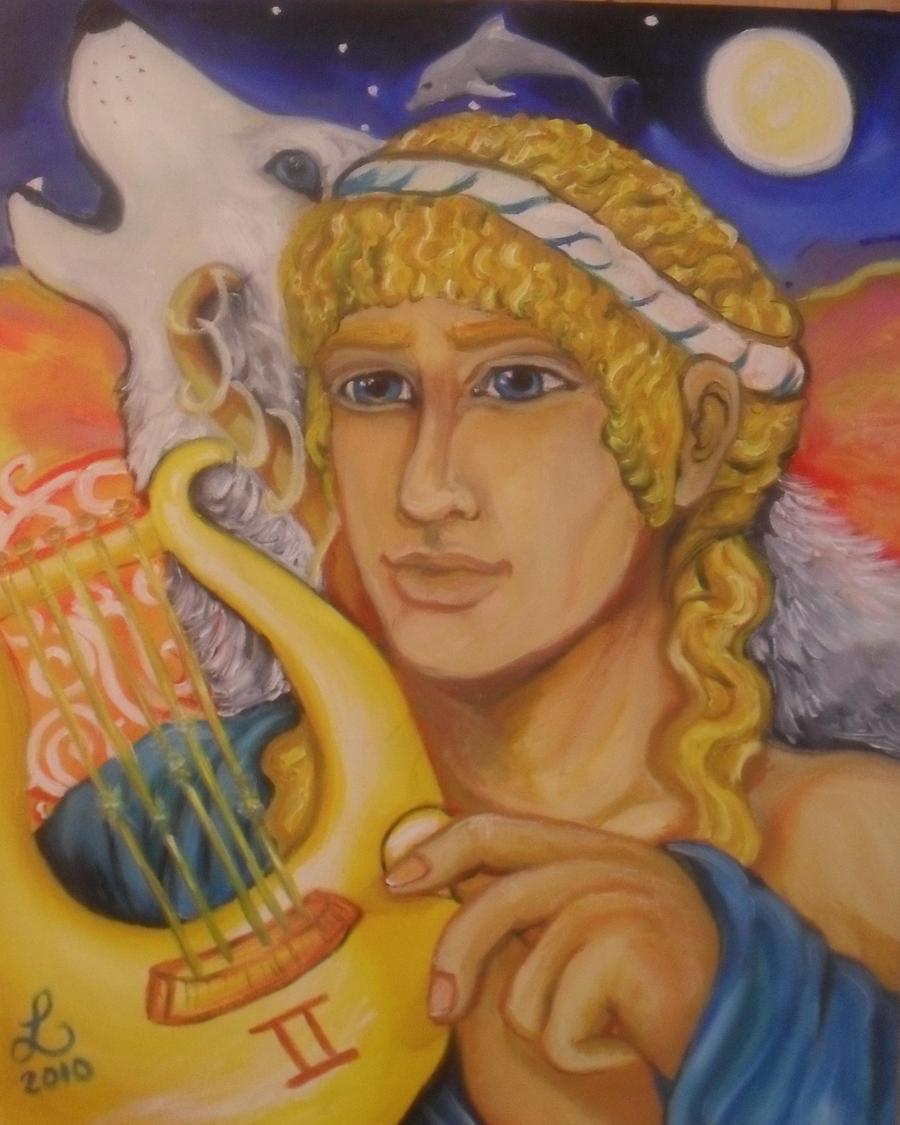 Phoebus Apollon--NOT 4 SALE by templeofapollon