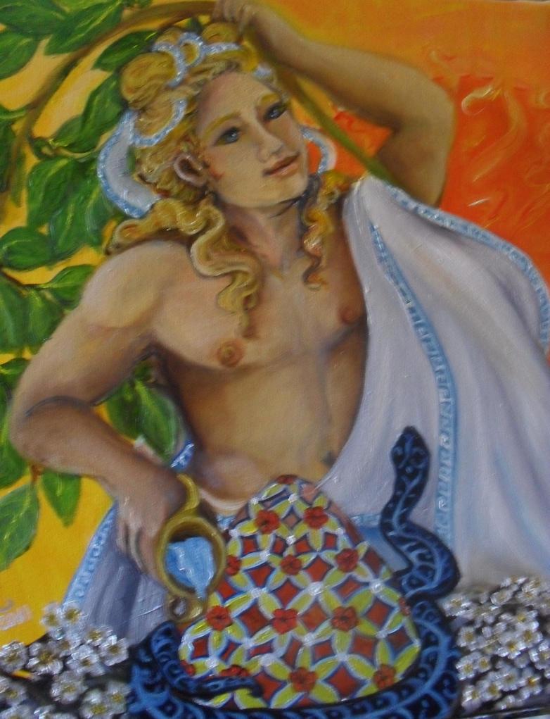 Apollon Daphnephoros by templeofapollon