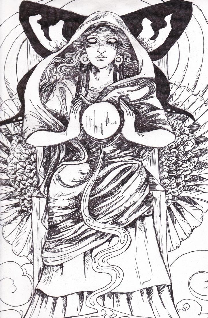 Mnemosyne by templeofapollon