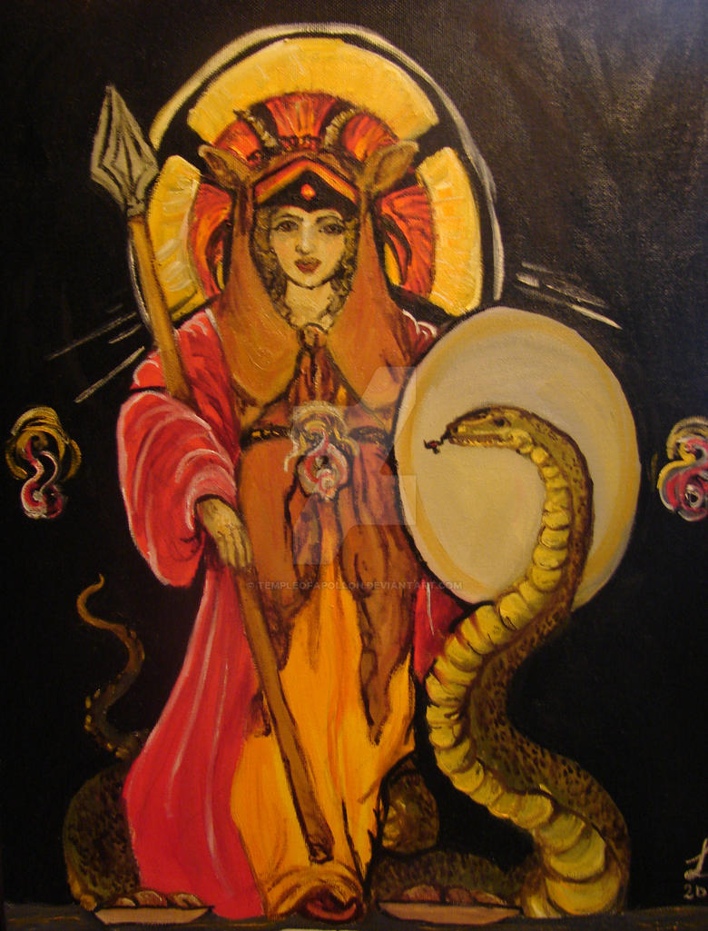 Juno Sospita by templeofapollon