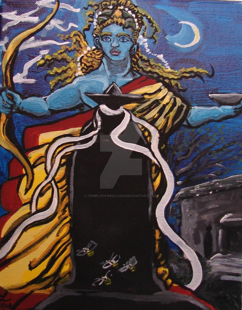 Apollon Prostaterios Agyieos by templeofapollon