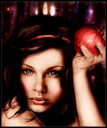 Snow White. by IsaiahStephens