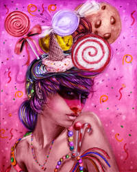 .:Candy Girl by IsaiahStephens