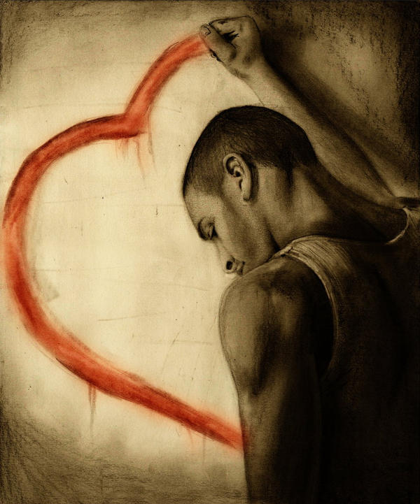Image Of Lonely Heart