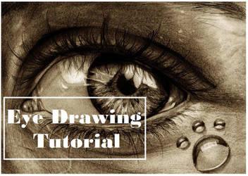 .Eye Drawing Tutorial by IsaiahStephens