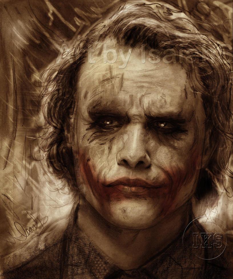 Joker: The Last Laugh by IsaiahStephens