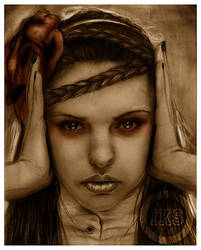 .Redrum Princess by IsaiahStephens