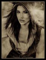 .Subway Girl by IsaiahStephens