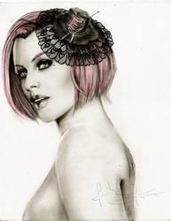 .:Effie by IsaiahStephens
