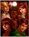 Scooby Doo by IsaiahStephens