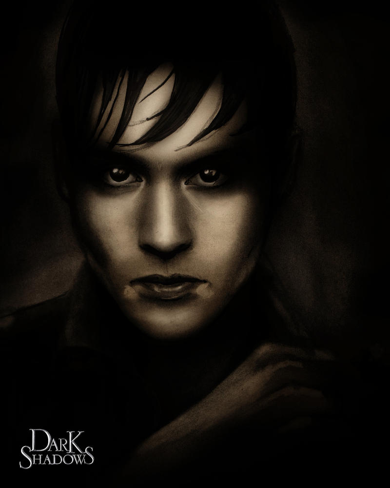 .:Barnabus Collins by IsaiahStephens