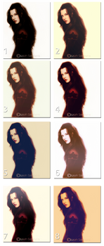 Asami Color Test by IsaiahStephens