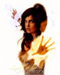 .Avatar Korra by IsaiahStephens