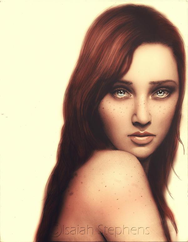 Lavinia: The Avox Girl by IsaiahStephens