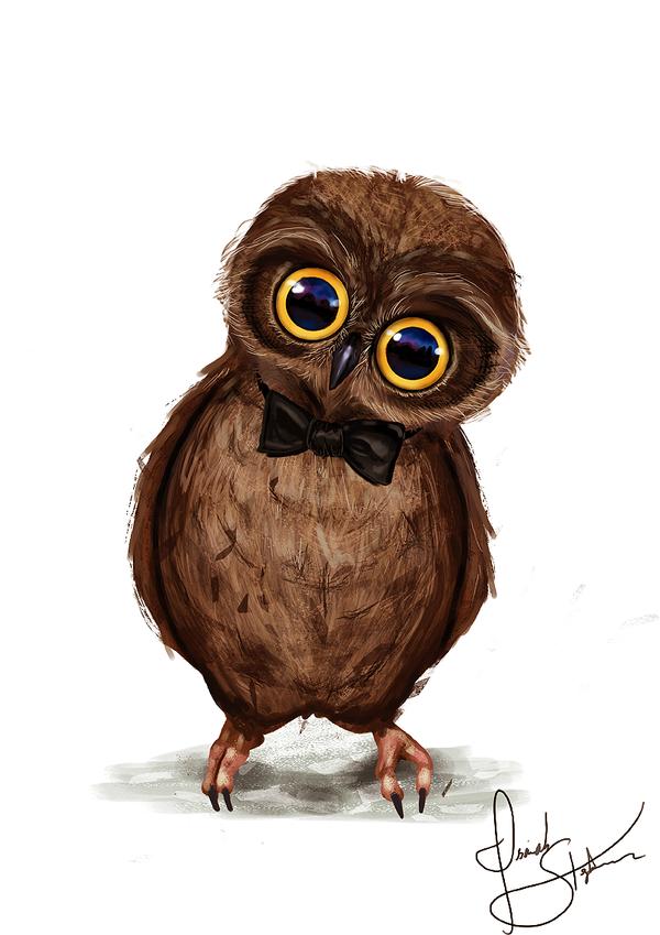 Owlet by IsaiahStephens
