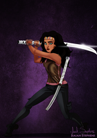 Disney Halloween: Esmeralda by IsaiahStephens