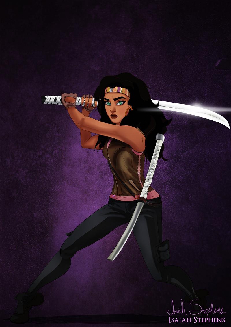 Disney Halloween: Esmeralda