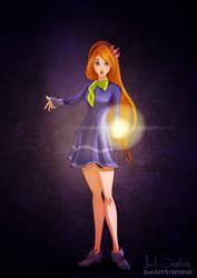 Disney Halloween: Giselle by IsaiahStephens