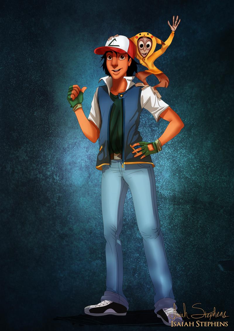 Disney Halloween: Aladdin by IsaiahStephens on DeviantArt