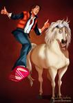 Disney Halloween: Flynn Rider