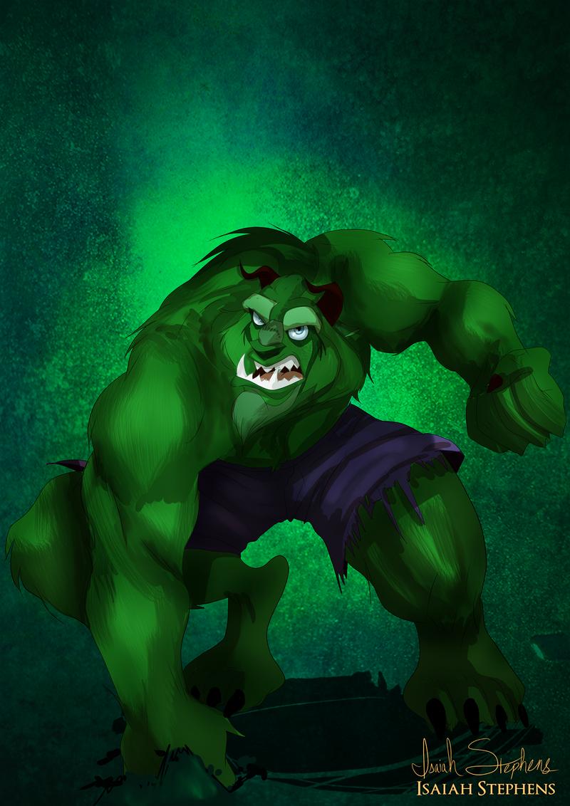 Disney Halloween: Beast