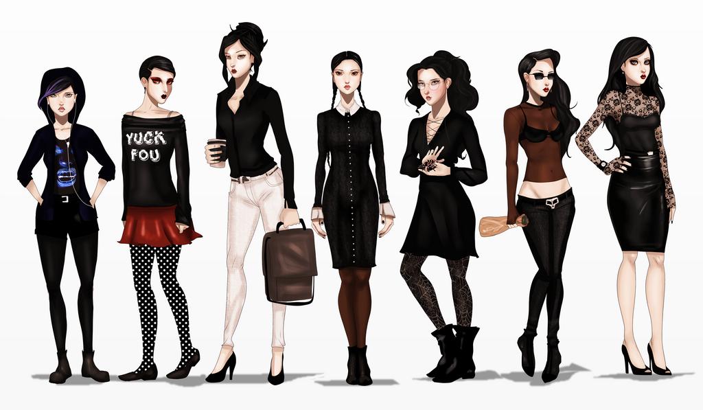 Fashion Design World Halloween Edition