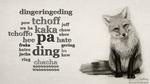 Fox say what Wallpaper by IsaiahStephens