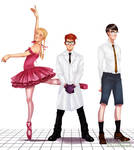 All Grown Up: Dexters Laboratory