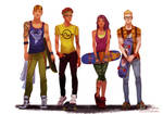 All grown up: Rocket Power!