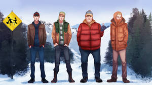 All Grown Up: South Park
