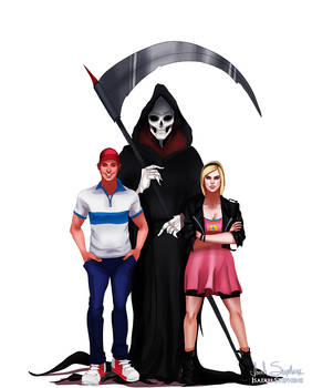All Grown Up: Billy and Mandy