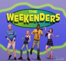 All Grown Up: The Weekenders by IsaiahStephens